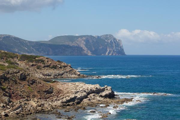 阿尔盖罗附近的卡恰角(Capo Caccia)