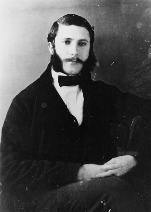 亨利·杜南(1855), ICRC