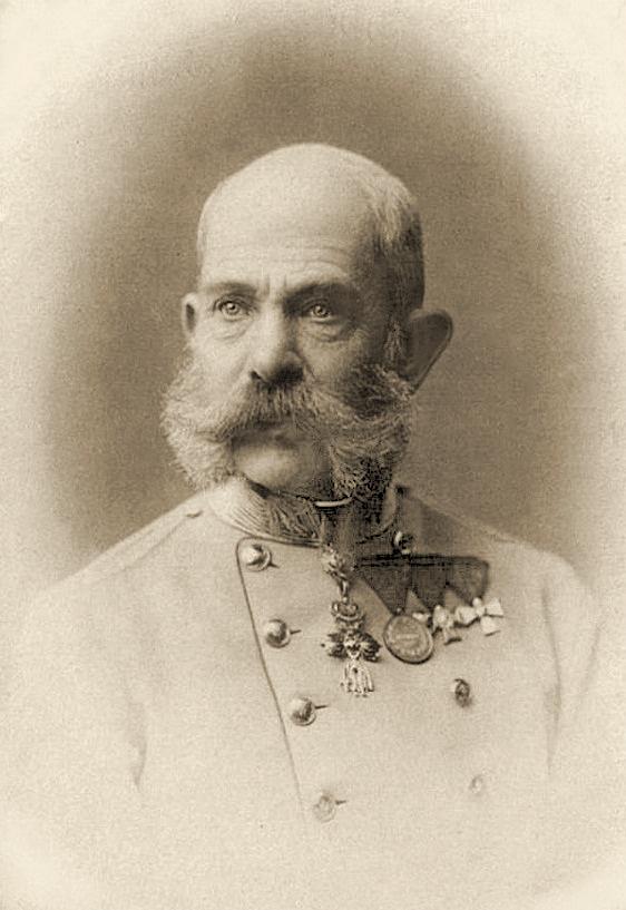 奥地利约瑟夫一世,作者未知 (19??-19??) [发表年限],图片来自维基百科