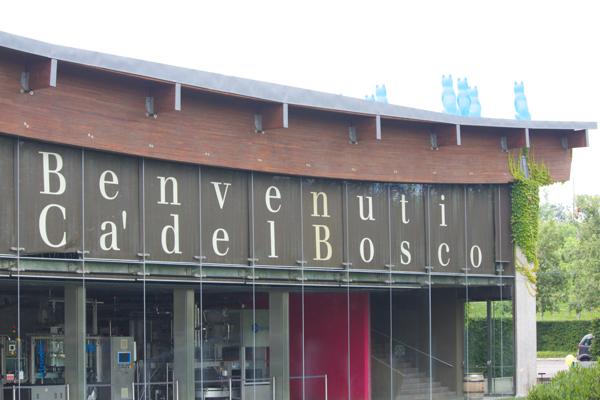 Ca' del Bosco葡萄园