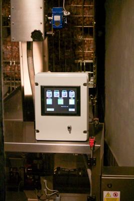 软木塞测试机器
