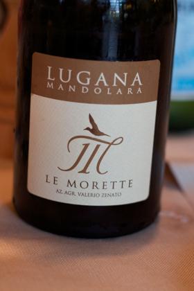 LUGANA LA MANDOLARA,LE MORETTE拍摄