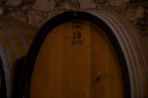 葡萄酒成熟用的木桶