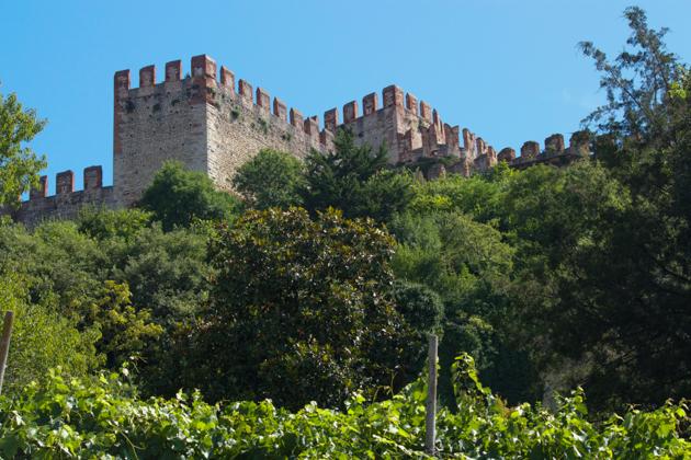 SOAVE城堡
