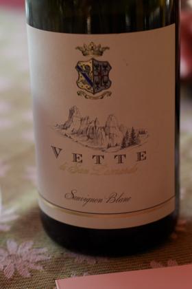 Vette Sauvignon Blanc, IGT Vigneti delle Dolomiti