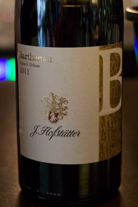J. Hofstatter