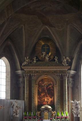 BRESSANONE天主教堂内部