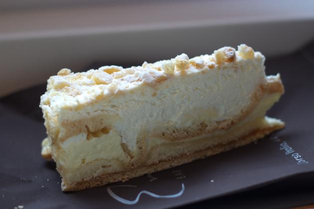 FLOCKENTORTE(分层铺有蛋奶沙司和奶油的糕点)