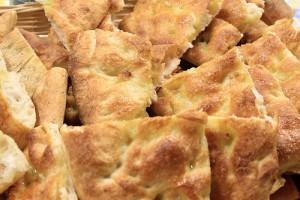 烤饼(Schiacciata),Tuscanycious拍摄