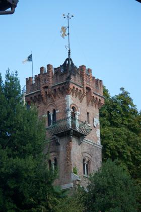 UDINE 城堡
