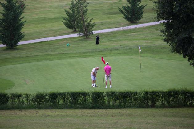 高尔夫球在 Castello di Spessa
