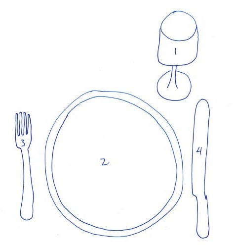 place setting - simple (2)