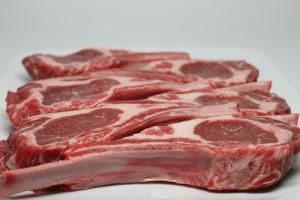 羊肉块,michelle@TNS拍摄