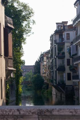 帕多瓦的老运河