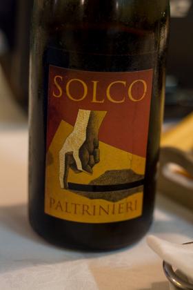 Paltrinieri Solco Lambrusco