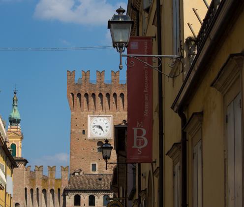 SPILIMBERTO的意大利香醋博物馆