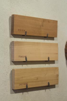 用来制作木桶的不同品种的木头,可以为香醋增加味道