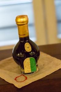 """产自MODENA的传统""""EXTRA-VECCHIO""""意大利香醋"""