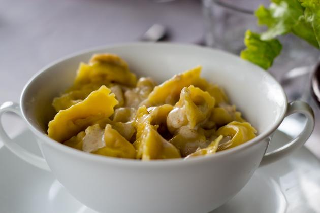 Tortellini(新鲜填馅意大利面)