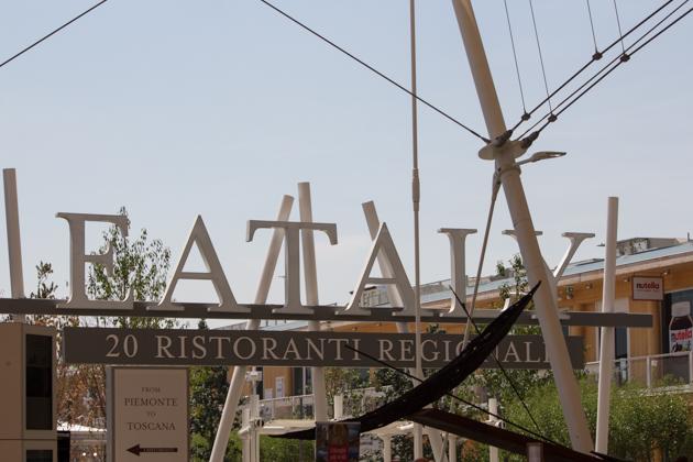 EATALY展区20家地区美食餐厅