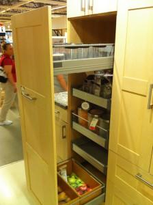 抽拉式食品柜,ROB CAMERON拍摄