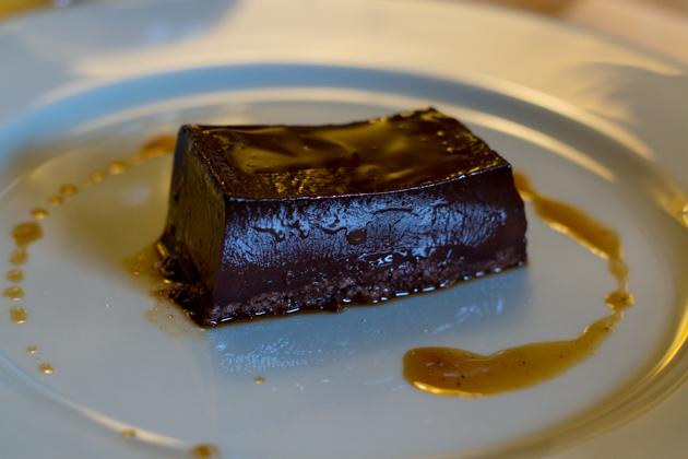 BUNET AL CIOCCOLATO(巧克力和杏仁奶油焦糖)