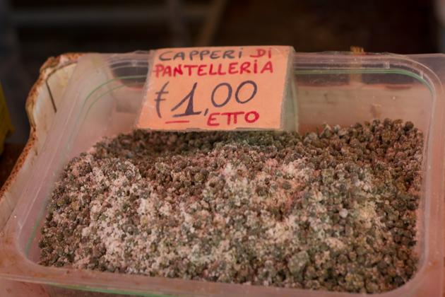 产自PANTELLERIA的酸豆