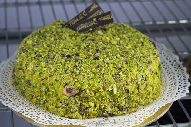 开心果蛋糕