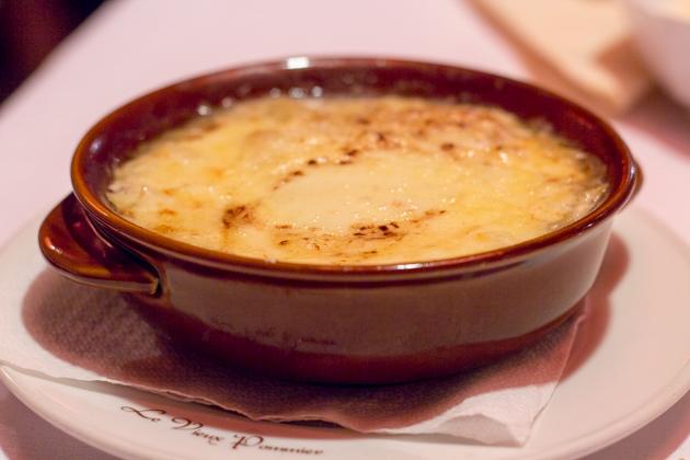 VALPELLINENTZE(卷心菜、PANCETTA、面包和FONTINA汤)