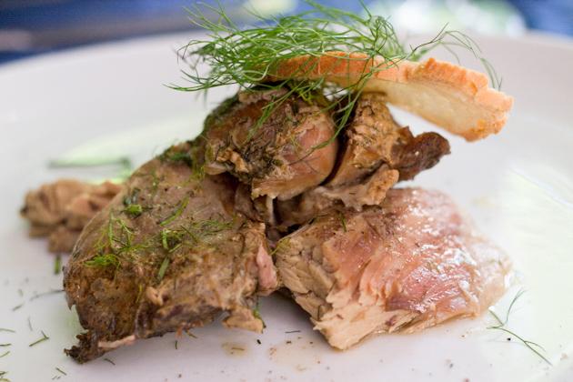 PORCHETTA(烘烤猪肉)