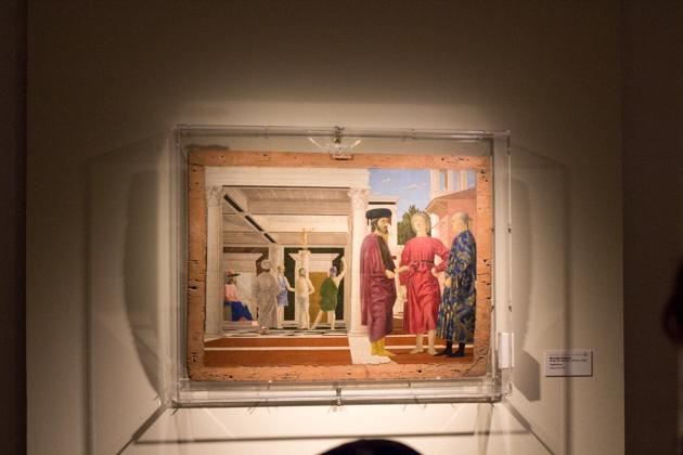 国家美术馆收藏的作品,PIERO DELLA FRANCESCA创作
