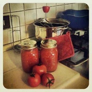 Tomato passata by Antonella
