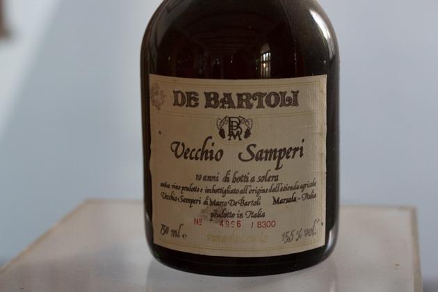 西西里岛最令人关注的酒,但是已经快要消失了