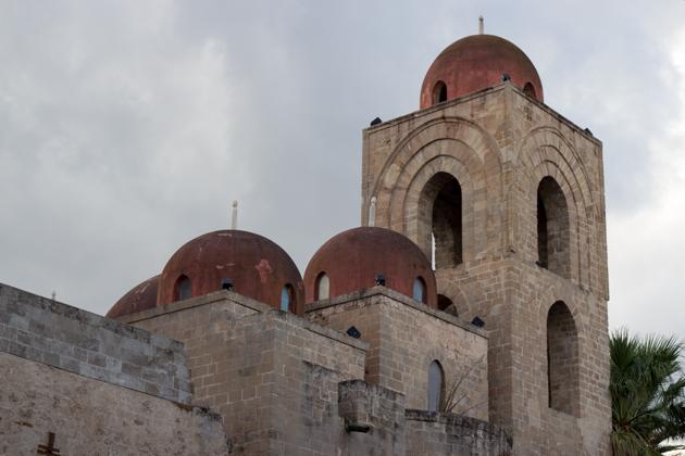 SAN CATALDO教堂