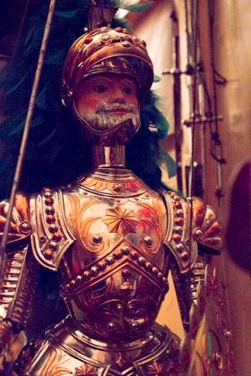 TEATRO ARGENTO的人偶
