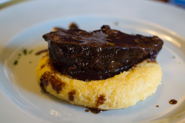 BRASATO AL BAROLO(巴罗洛葡萄酒焖牛肉)