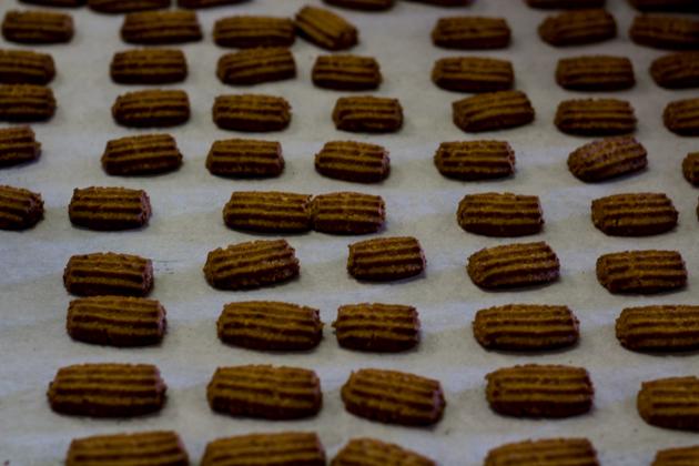 BISCOTTI DI NOCCIOLE(榛子饼干)
