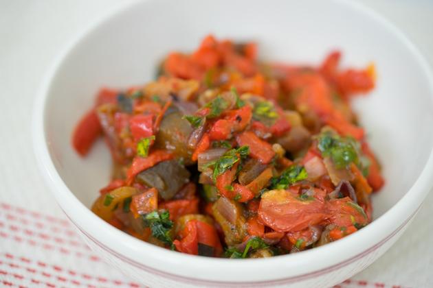 CIAMBOTTA(夏季炖蔬菜)
