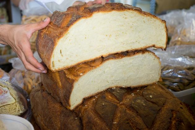 超大号阿普利亚面包