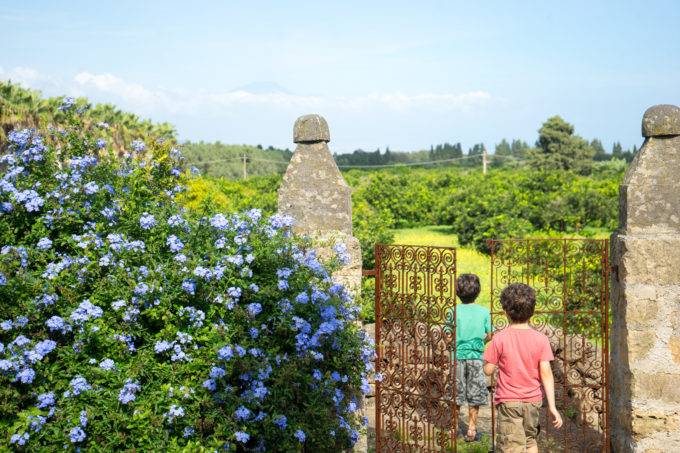 探索花园,这是GRANDI GIARDINI ITALIANI(意大利令人称赞的花园联合会)之一