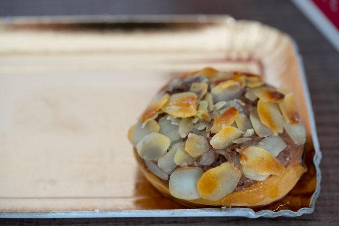 Pesche ripiene 烘焙用苦杏酒填馅的桃子